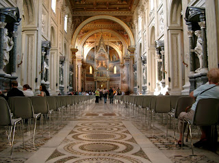 Basilica de San Juan de Letran - Roma