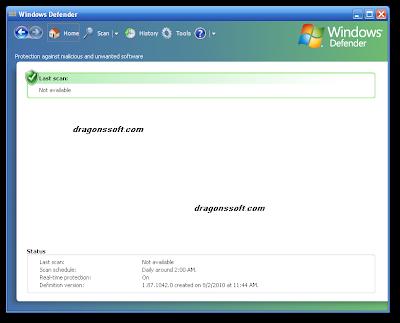 Window Defender Update Of Windows Defender Definition