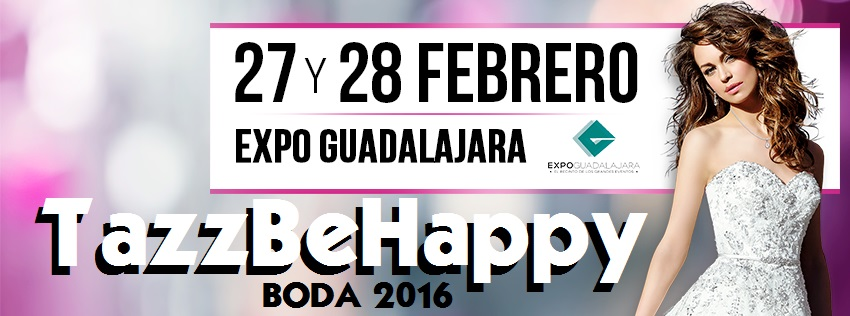 EXPO tu boda guadalajara 2016