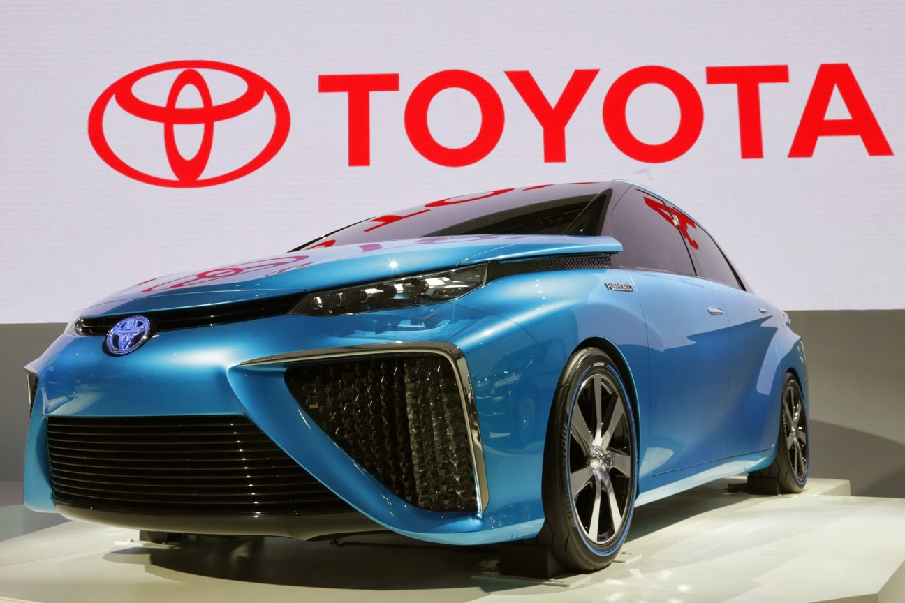 Related Posts : 2015 Toyota will launch the car with zero emissions