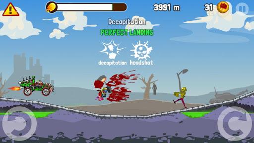 Game: Zombie Road Trip Mod Unlimited Money APK
