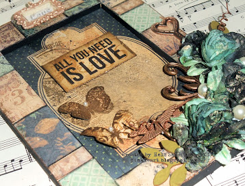 Sunday Stampers - Week 286 - All You Need Is Love