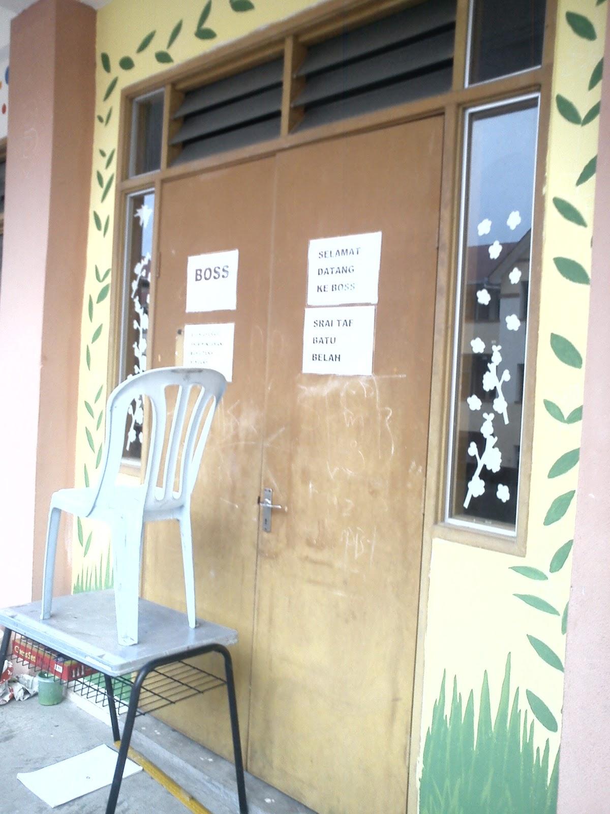Teratak kehidupan mul mural bilik boss sraitaf for Mural sekolah rendah