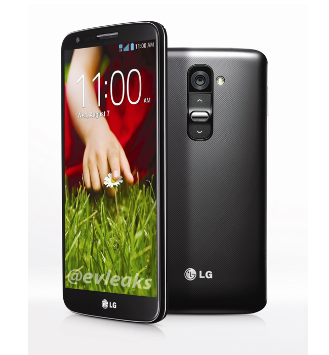 Watch LG G2 Live Event coverage here, press images leaked ...
