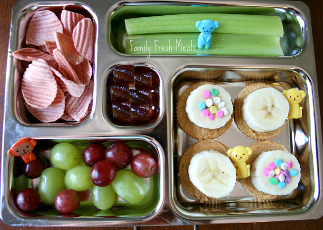 Bento Love: A Simply7 School Lunch