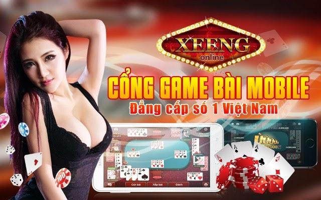Xeeng Online Game Danh Bai Hay Nhat