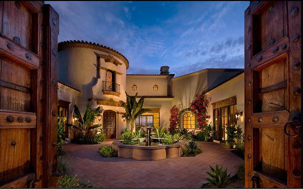 Fachadas casas modernas fotos de fachadas de casas de dos for Fotos de fachadas de casas de dos plantas