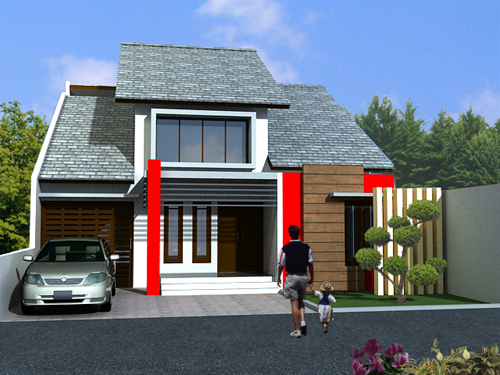 gambar rumah minimalis model terbaru