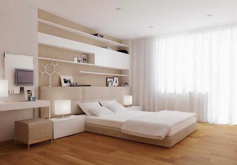 Modern Bedroom Interior Design Ideas #9