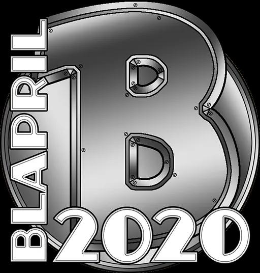 Blapril 2020 Participant!