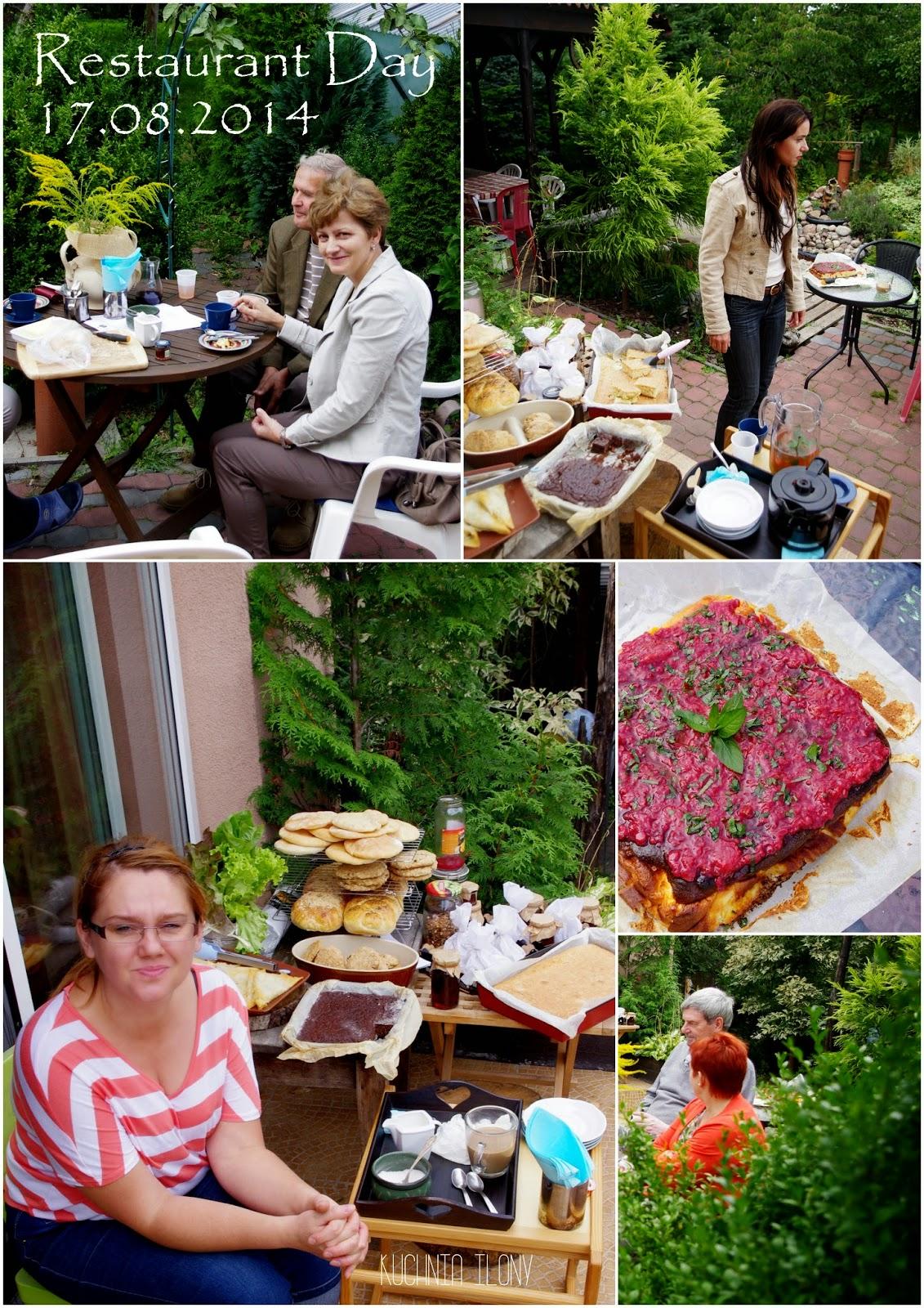 Restaurant Day, Karnawał jedzenia, Kuchnia Ilony,