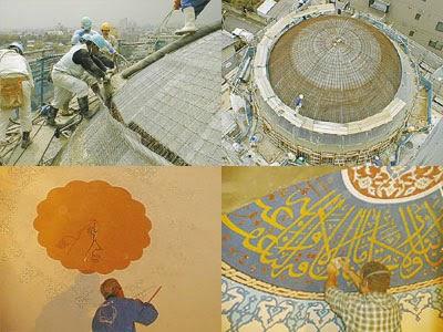 Tokyo Camii Masjid Terbesar di Tokyo Jepang - Trends7Media
