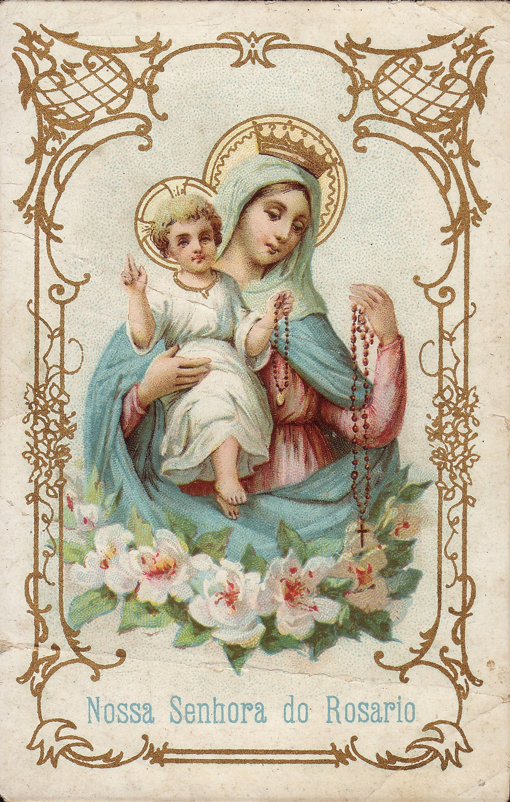 the holy rosary To say the holy rosary, says st josemaría in this pocket book of meditations on the mysteries of the rosary, is a continuous act of faith, hope and love, of.