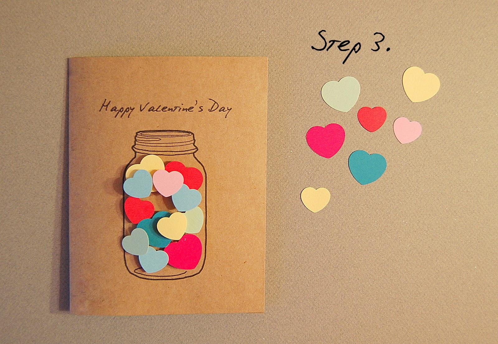 Как сделать открытку своими руками подруге просто так
