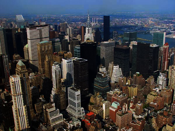 city, city view, city wallpaper, manhattan wallpaper, awesome wallpapers hd,