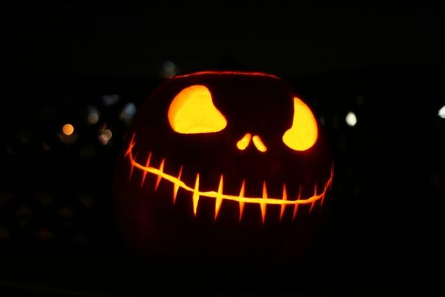 Halloween Jack pumpkin