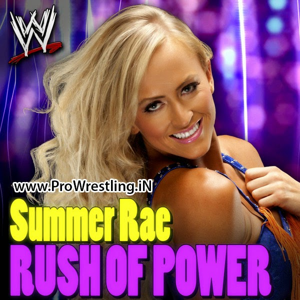 "Download Summer Rae's Official Theme Song ""Rush Of Power"" By ""CFO$"" Free MP3"