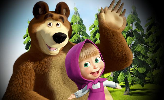 Mascia e orso