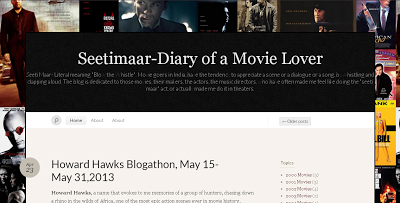 Seetimaar-Diary of a Movie Lover; Author: Ratnakar Sadasyula