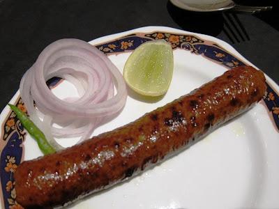 Kakori Kabab at Dum Pukht Mumbai