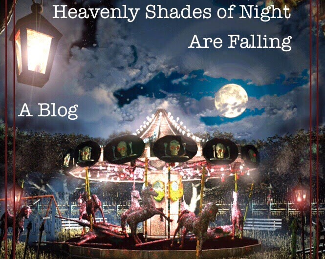 Heavenly Shades Of Night Are Falling