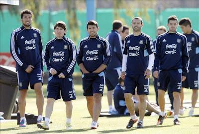Convocados de Argentina para las fechas 7 y 8 de Eliminatorias