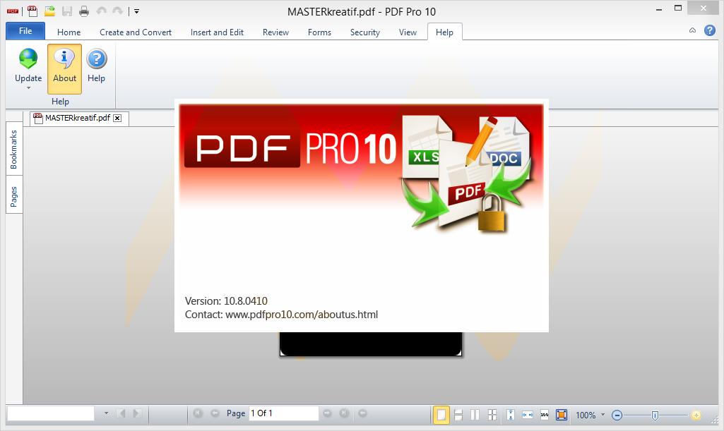 PDF Pro 10.8 Full Serial