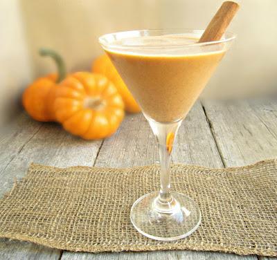 Death by Pumpkin Cocktail