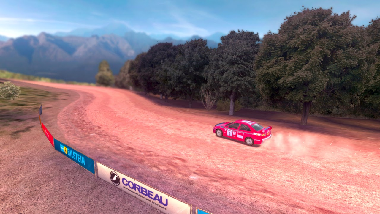 Colin McRae Rally Gameplay
