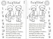 End of School Year (poem)