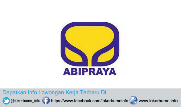 Lowongan Kerja Terbaru PT Brantas Abipraya (Persero) D3 semua jurusan