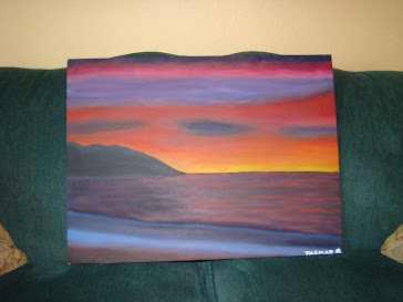 Art Piece - Sunset