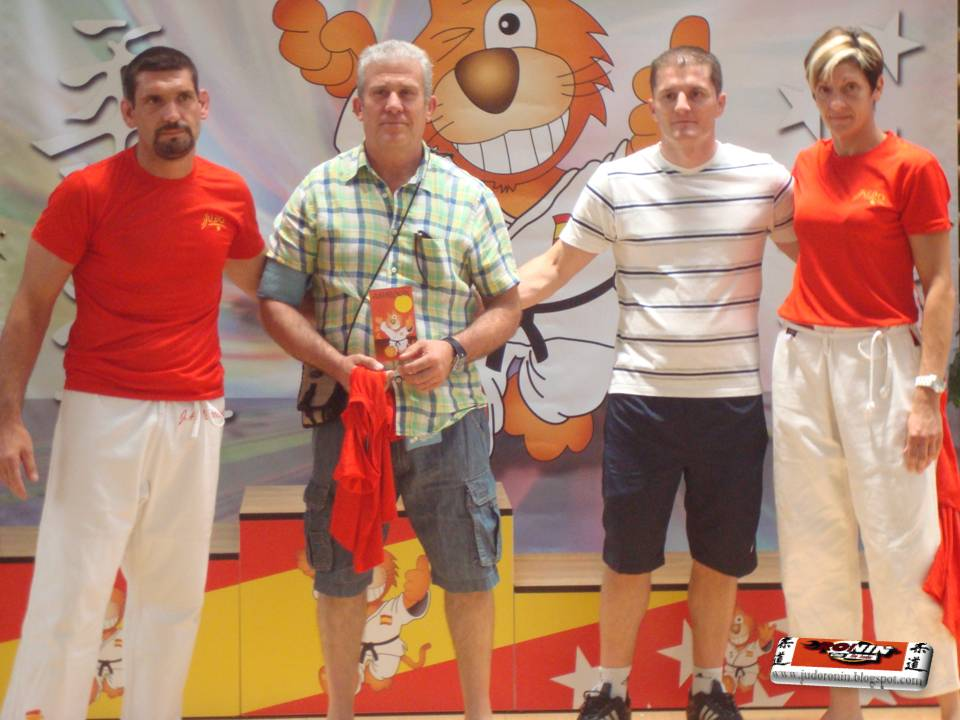Ronin club de judo i festival benefico jushirokan 2012 for Gimnasio winner