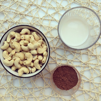 beurre cajou cacao