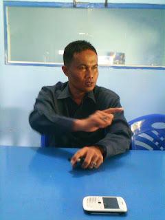 Ketua DPRD AGAM Desak Bupati Segera Tetapkan Tapal Batas Tiku Dan Manggopoh ( Polemik Eksekusi tanah 2500H)