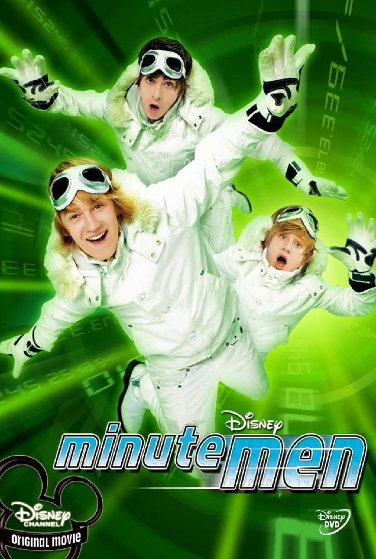 Ver Minutemen: Los Viajeros Del Tiempo (2008) Online