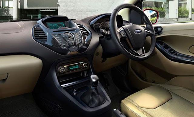 New Unveiled Ford Figo Aspire Sedan Car 2015