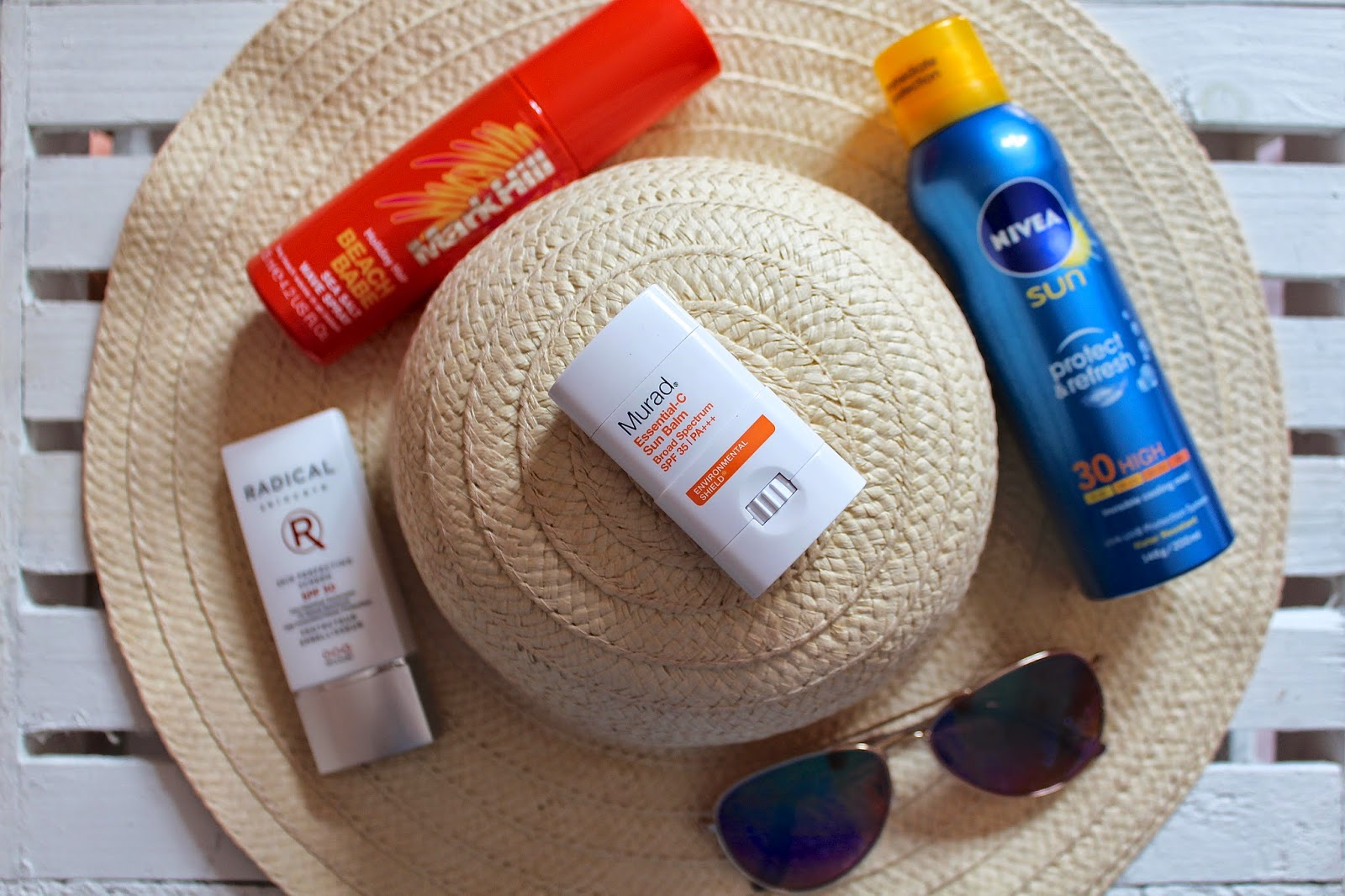 Holiday Edit: Beach Bag Beauty Essentials - Raining Cake