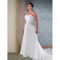 Casual Plus Size Wedding Dresses