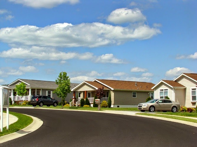 Florida-Manufactured Home Community