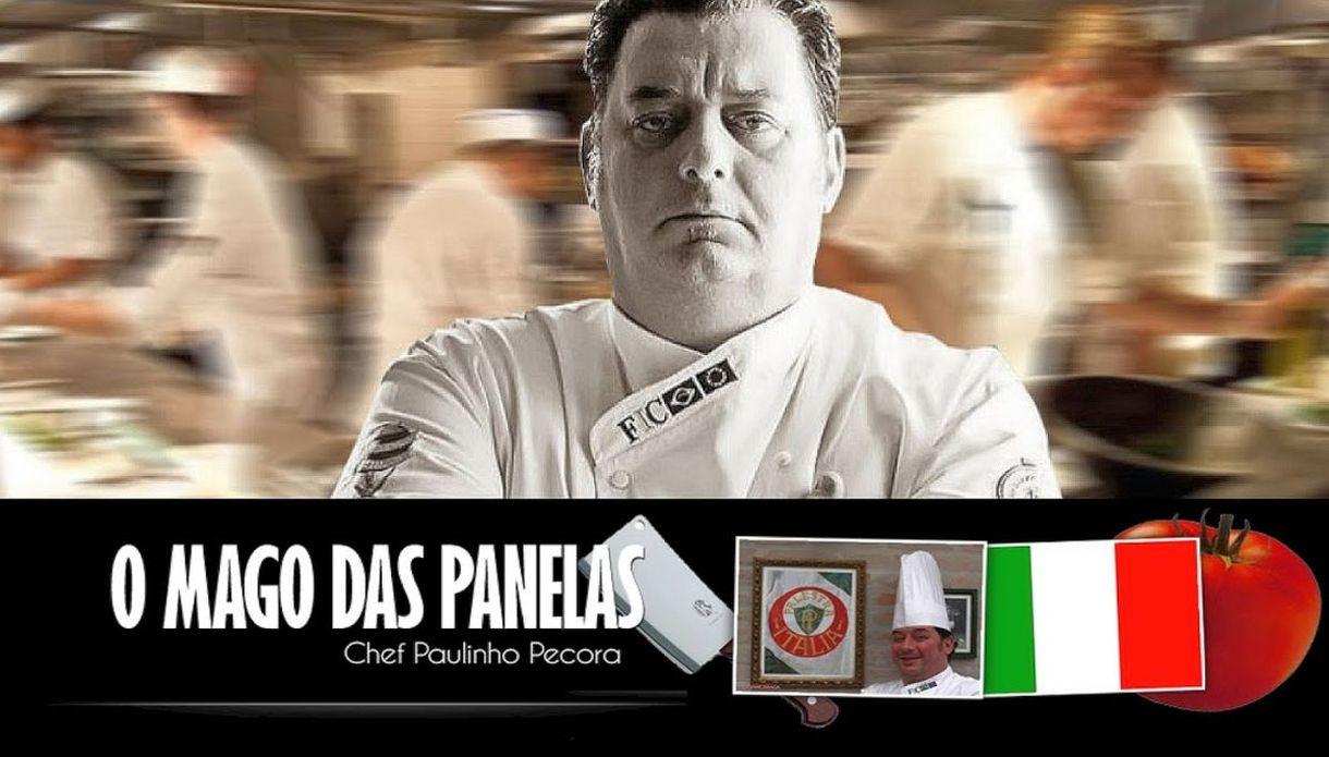 O Mago das Panelas - Chef Paulinho Pecora