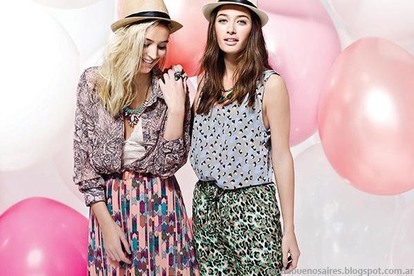 Koxis primavera verano 2014 Moda Mujer.