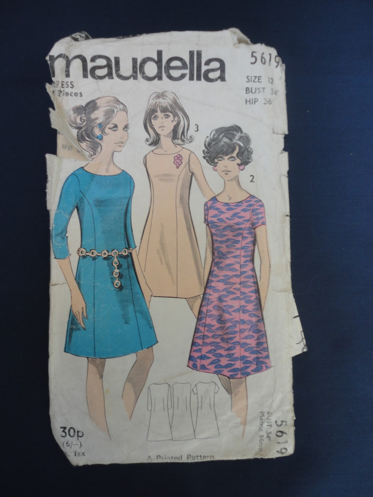 Maudella 5619