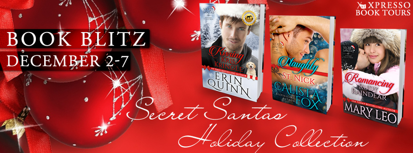Spotlight + #giveaway: Secret Santas Holiday Collection