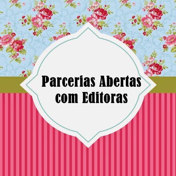 EDITORAS COM PARCERIAS ABERTAS