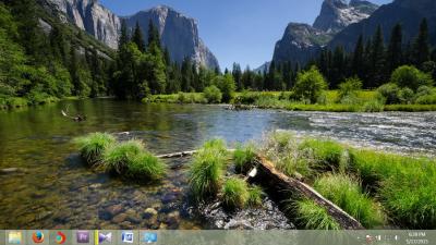 Scenes from Yosemite