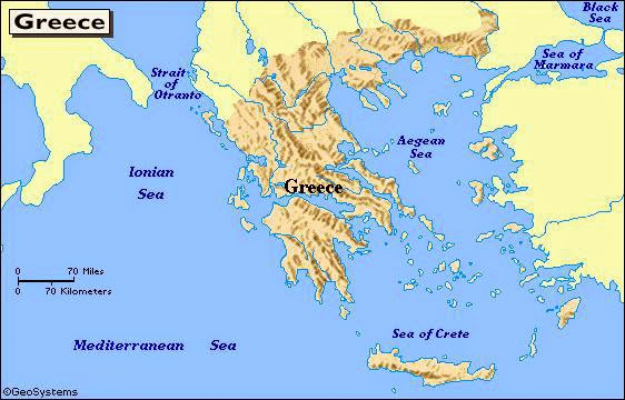 an overview of the geographic growth of ancient greece Geography of greece, overview of athens, international relocation to athens, greece: information for expatriates, expat guides.