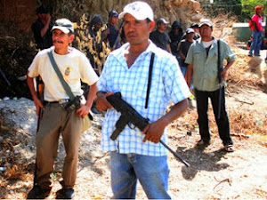 Where did those Michoacán militias get all their firepower?