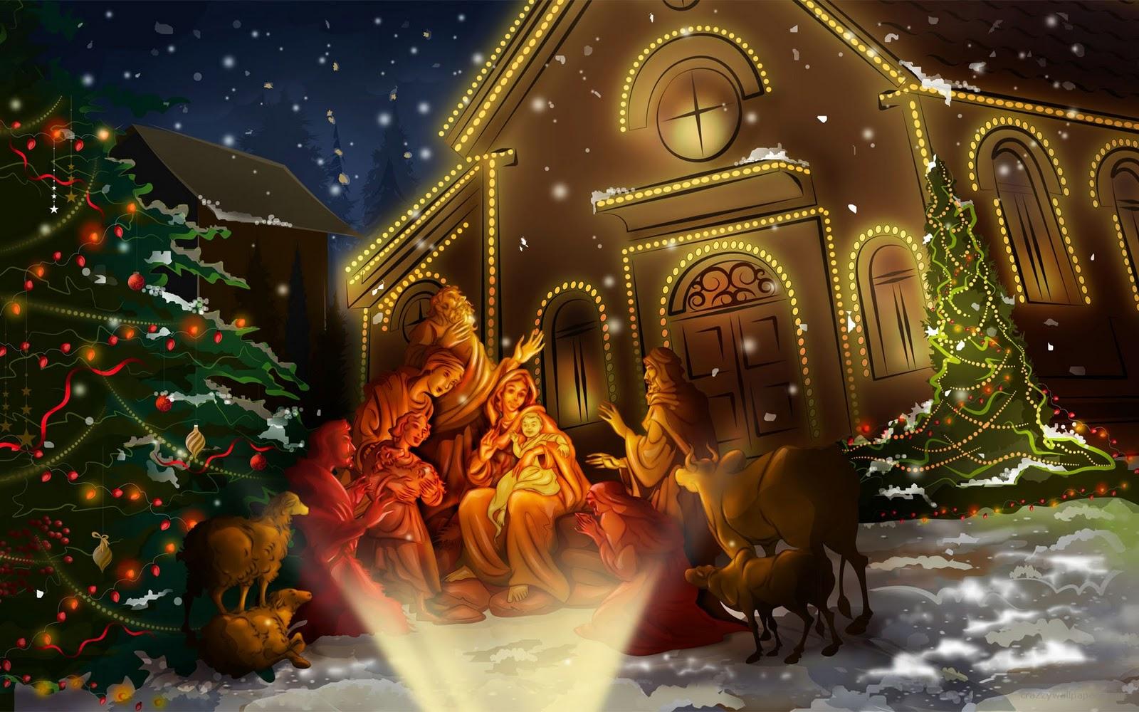 animated christmas wallpapers free |Desktop Wallpapers