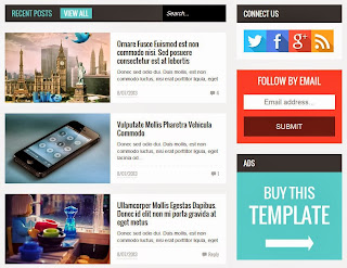 Premium Blogger Templates From Themeforest Cool Tricks N Tips